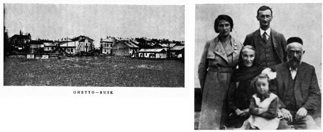 Єврейський квартал та заможна єврейська родина початку ХХ ст.