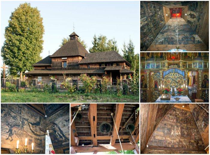 Церква Пресвятої Трійці, або де козаки на Сихові молились