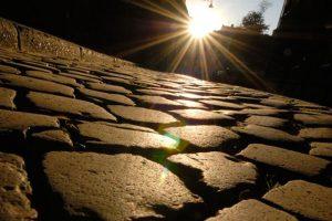 Історія львівської бруківки, або камінь – як символ старого і сучасного Львова