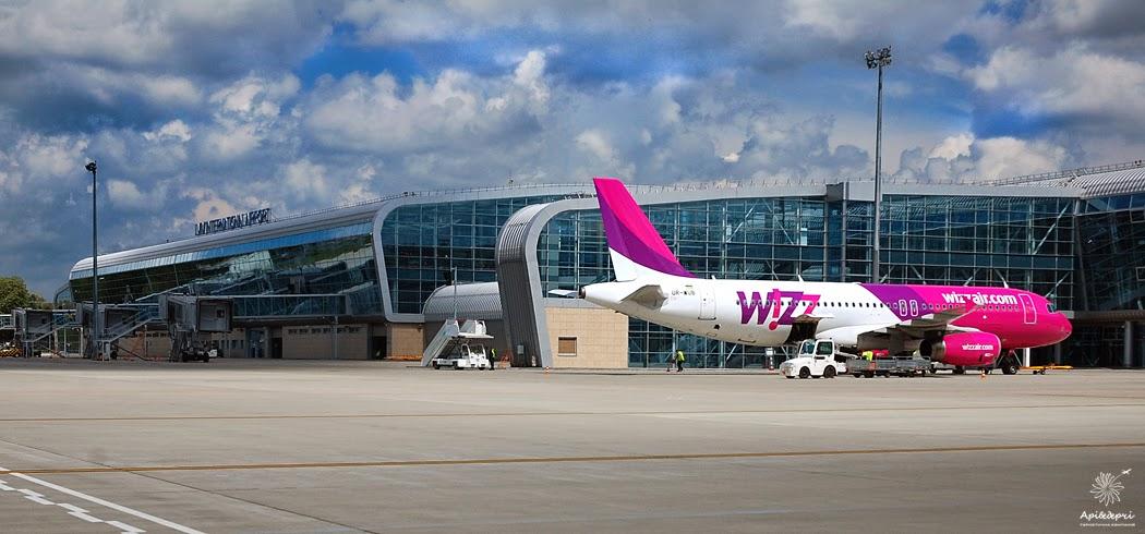 аеропорт львів Wiiair