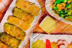 Що можна їсти у Великий піст: меню на кожен день