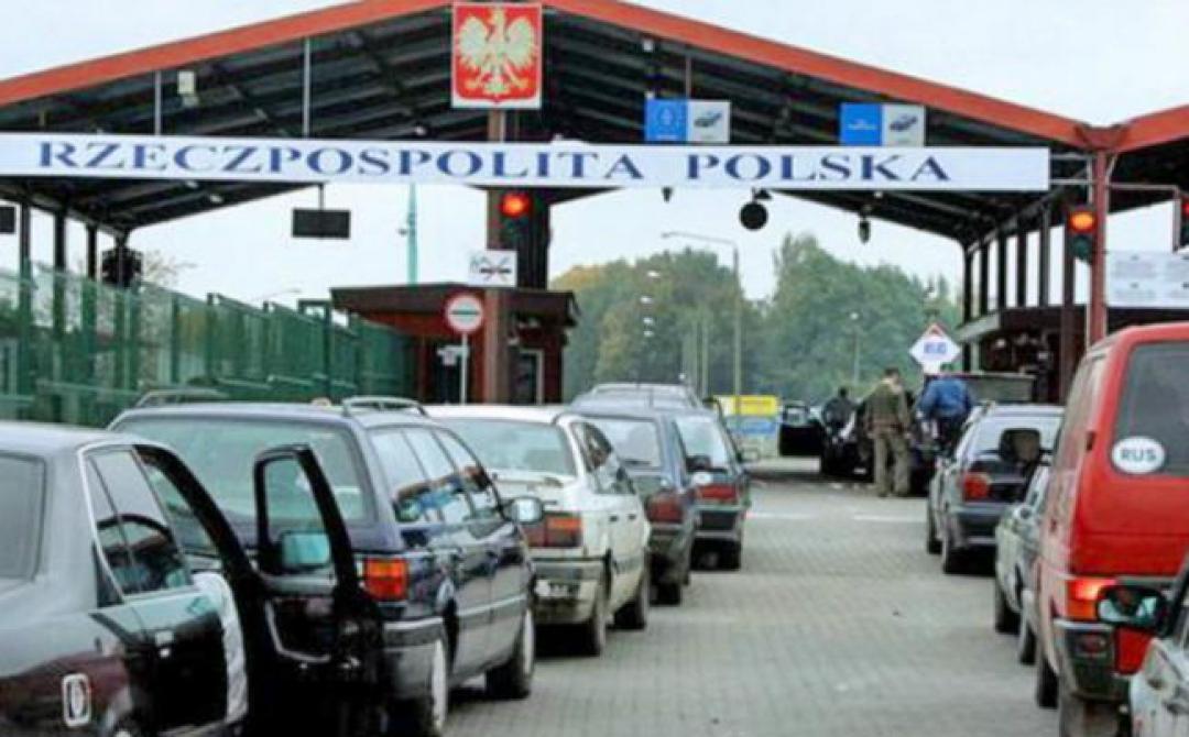 польща кордон авто ринок