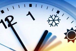Коли Україна переводить стрілки годинників на зимовий час у 2018 році