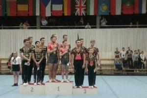 Львів'яни превезли Кубок Світу зі спортивної акробатики