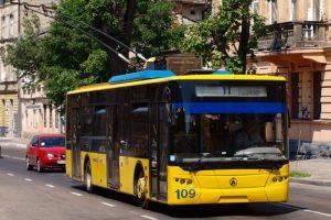 До Рясного проведуть тролейбусну лінію та збудують нову дорогу
