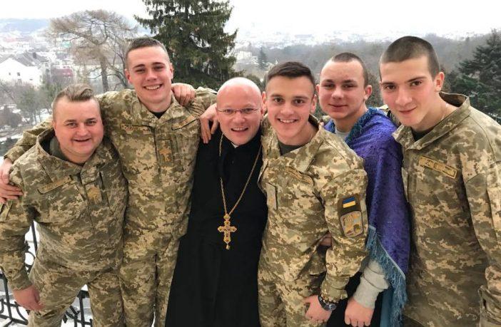 О. Степан Сус: священик, який «став десантником», щоб заслужити повагу