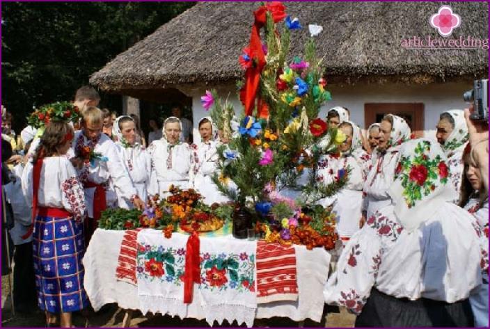 українське весілля викуп молодої
