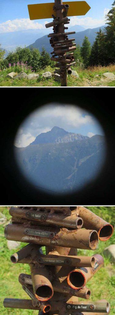 5. Визначник гір у Швейцарії.