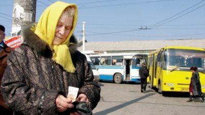 Замість пільг на проїзд мешканцям Львівщини щомісяця платитимуть по 135 грн