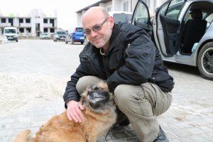 """""""Хотілось би, щоб господарі тварин завзятіше їх шукали"""" – волонтер Ігор Сайко"""