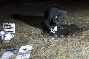 На Личаківському цвинтарі вибух. Невідомі намагалися підірвати надгробки