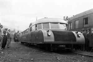 Швидкісні рейкові автобуси на Галичині у 1930-их