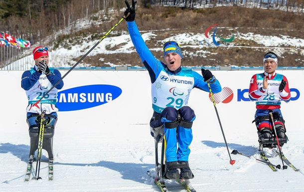 Максим Яровий – чемпіон Пхьончхану у лижних перегонах на 15 кілометрів (сидячи)