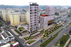 На Чорновола хочуть заборонити будівництво хмарочоса