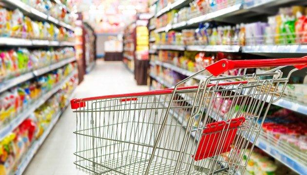візок у магазині У Польщі не працюють більшість магазинів
