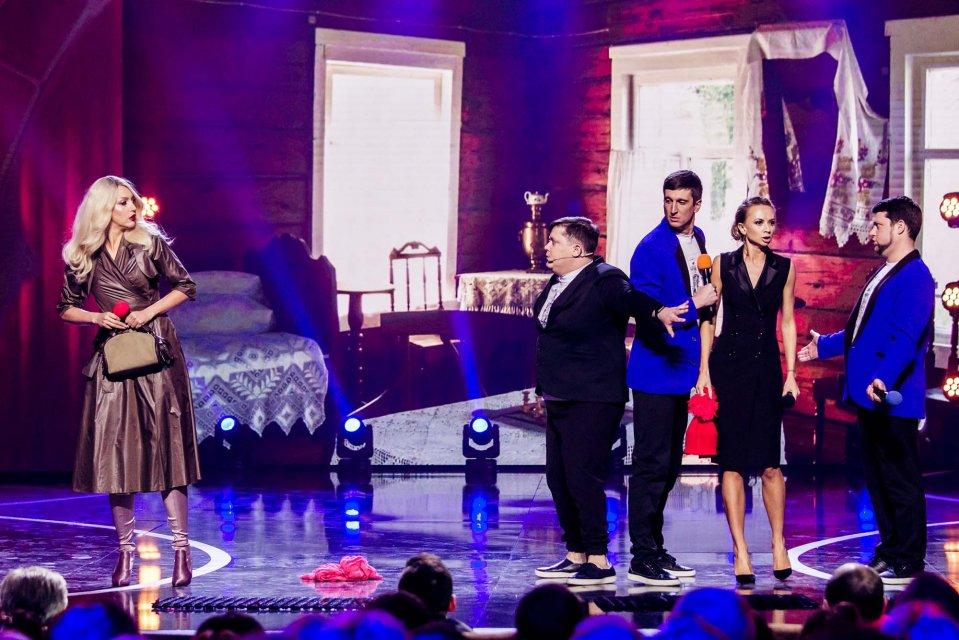 Ліга сміху 2018 4 сезон 3 випуск: Ольга Полякова та Вінницькі