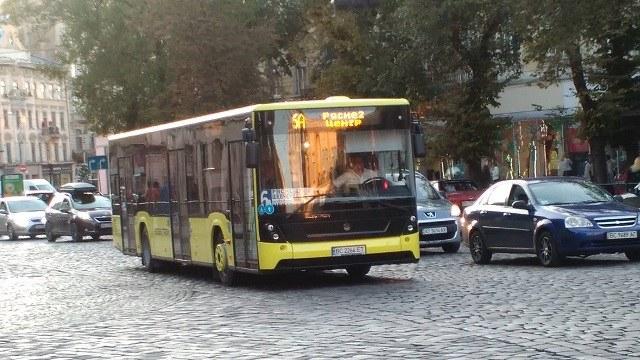 Автобус 6А. Фото: Варіанти