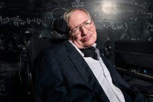 Помер фізик Стівен Гокінґ