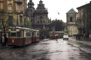 У Львові планують запусти трамвай із Залізничного вокзалу на Погулянку
