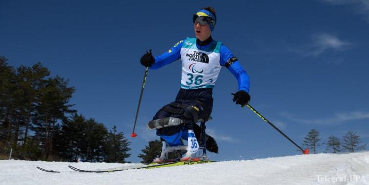Тарас Радь – наймолодший член української паралімпійської збірної