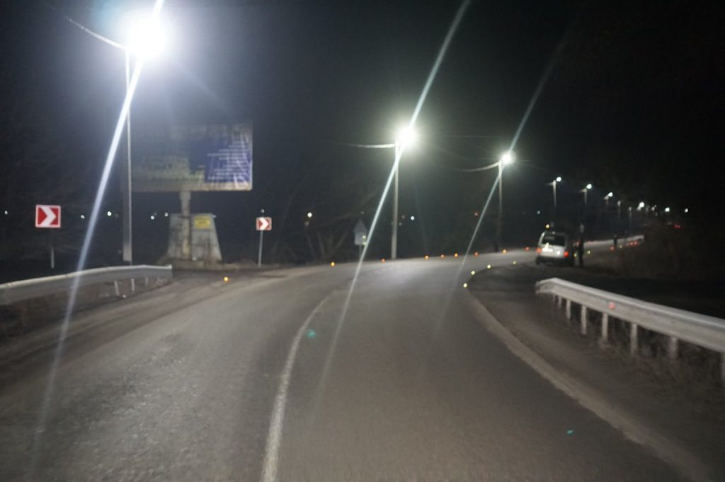 На в'їзді в Червоноград біля залізного бендюзького мосту © Ехо Червонограда