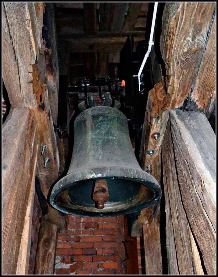 Дзвін в храмі Святого Юра у Львові. Фото Тетяна Жернова, 2015 рік
