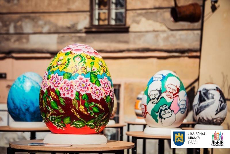 У Львові стартує VIII щорічний «Фестиваль Писанок»
