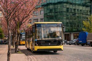 На маршрути №45 та №50 можуть запустити великі автобуси