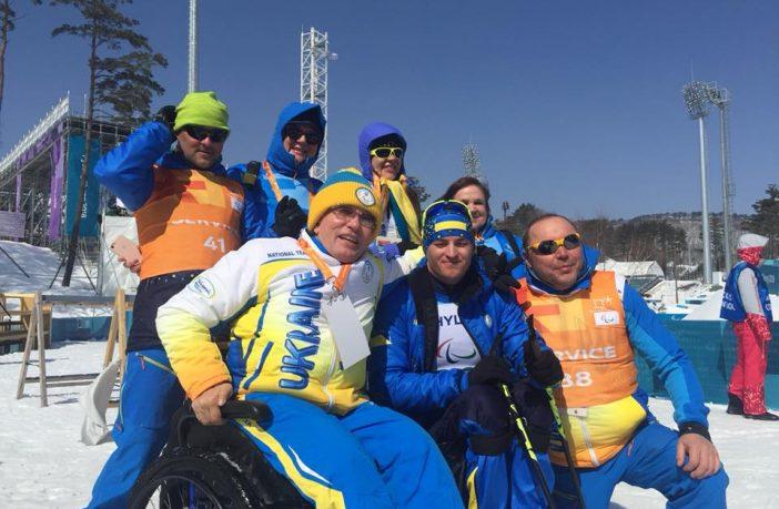 Українець здобув друге золото на Паралімпійських іграх
