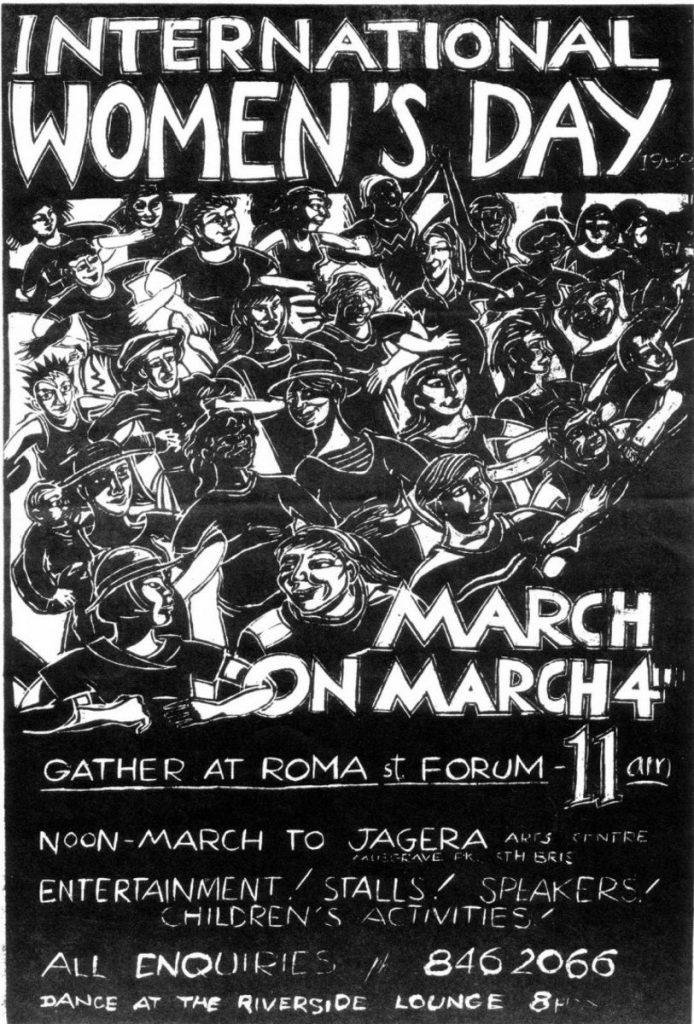 Історія виникнення 8 березня