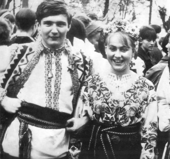 """Дівчина, якій Івасюк присвятив пісню """"Червона рута"""", одногрупниця Марія Соколовська"""