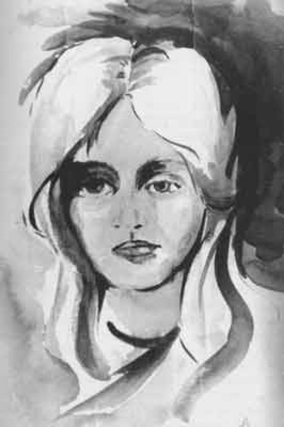 Портрет сестри