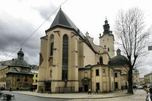 Латинська катедра, або 20 цікавих фактів про найдавніший у Львові римо-католицький костел