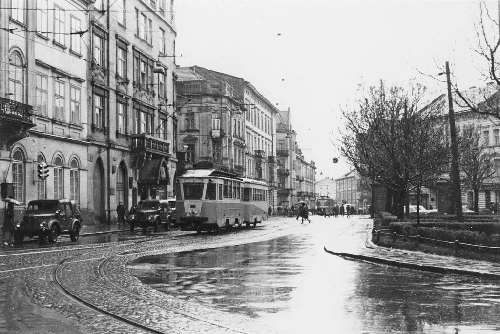 Площа Соборна, 1970 рік.