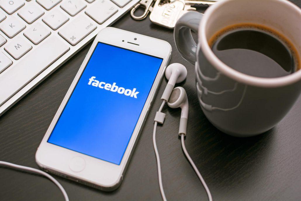 music on facebook