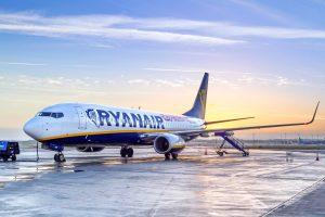 Ryanair оголосив розпродаж на квитки зі Львова від 10 євро