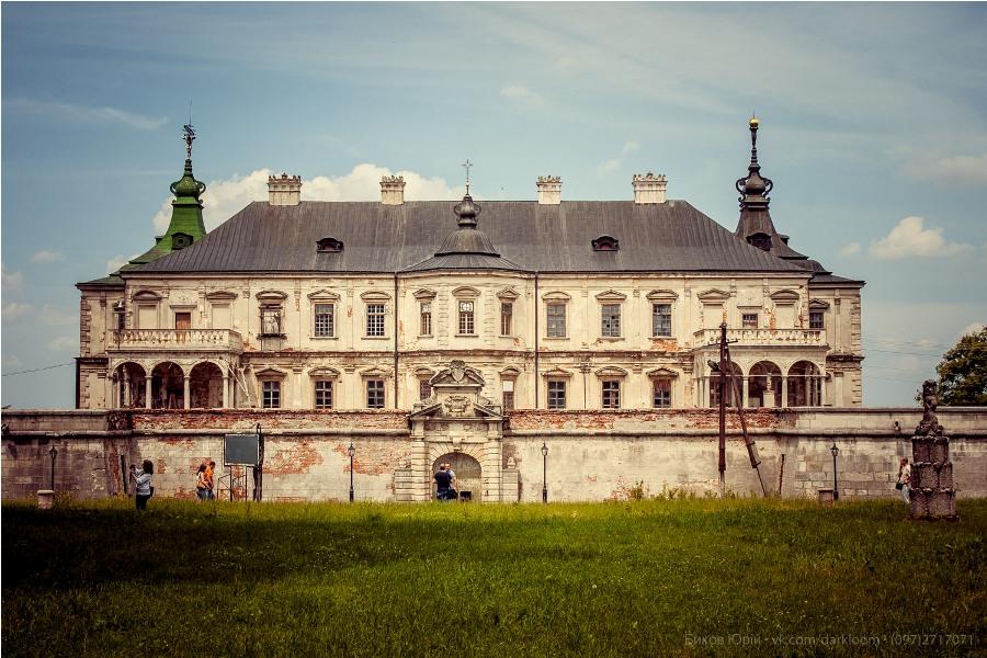 Підгорецький замок на Львівщині