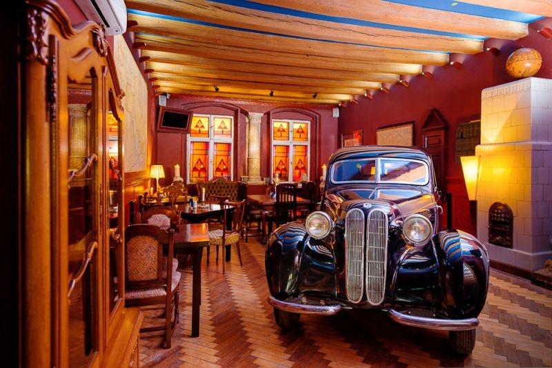 Найдорожчий ресторан Галичини масони