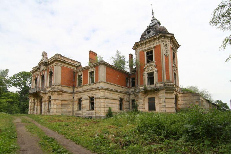 Палац Лянцкоронських
