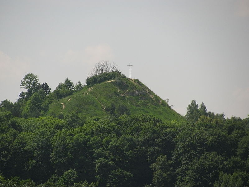 Гора Баба Род - стародавнє капище