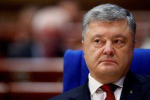 Генпрокурор Руслан Рябошапка зробив заяву про арeшт Петра Порошенка