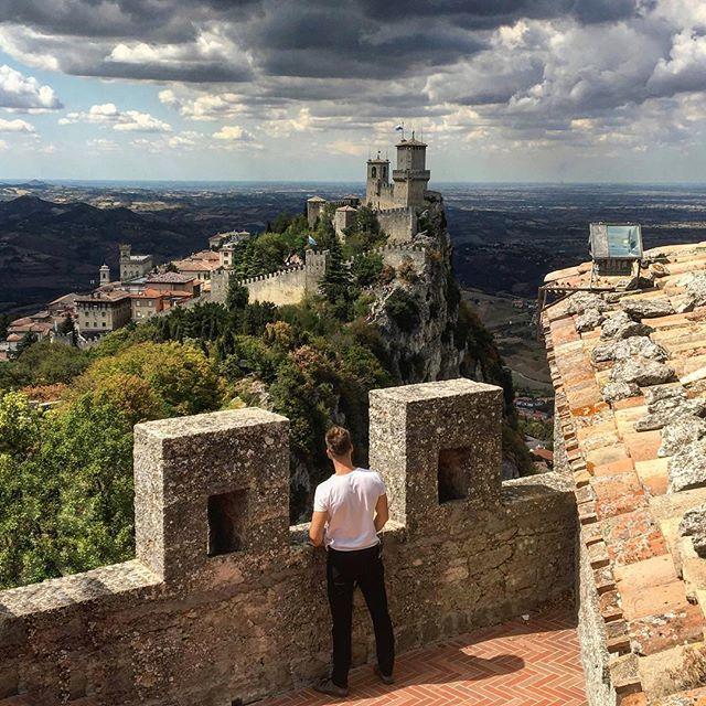 На фото: Сан-Марино.