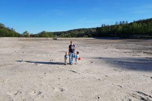Винниківське озеро закрили для відпочивальників щонайменше на 5 років