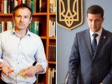 """""""Я сам буду вирішувати!"""" Зеленський розлютився через Вакарчука"""