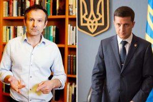 """""""Ти і я – це ми. А якщо ми – то це всіх"""": українці оцінили президентські амбіції Зеленського і Вакарчука"""