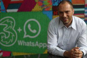 Як хлопець з українського містечка став мільярдером: історія успіху засновника WhatsApp