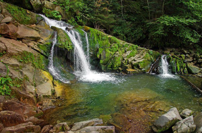 Водоспад «Кам'янка»