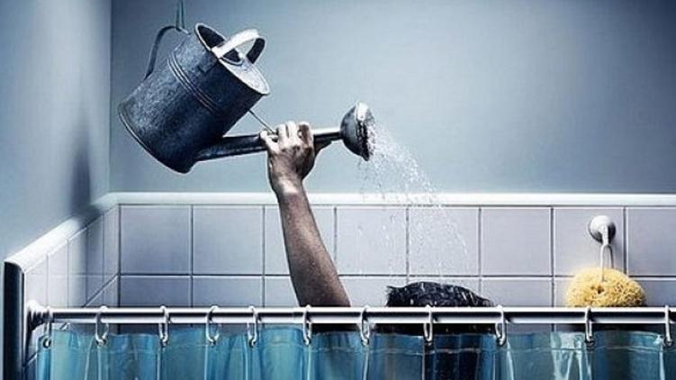 вода води гаряча гарячої нема