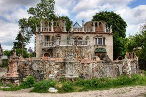 Замок п'ятисот скульптур: репортаж з одного з Чудес України