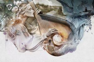 Українські мотиви на полотнах сучасного художника Олексія Курбатова